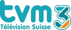 Logo de TVM3