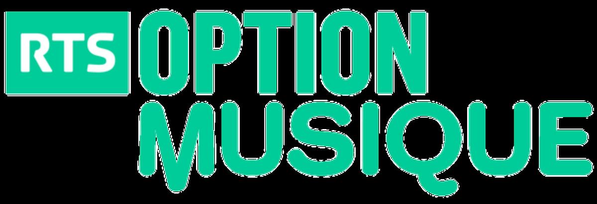 Logo de RTS Option Musique