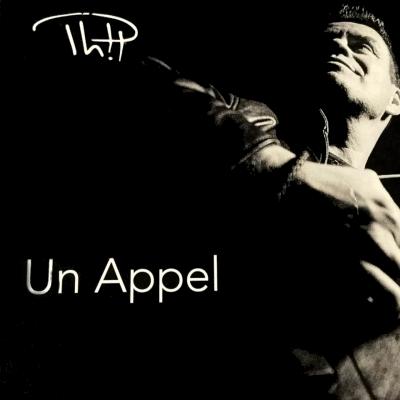 Photographie de la pochette de l'album Un Appel