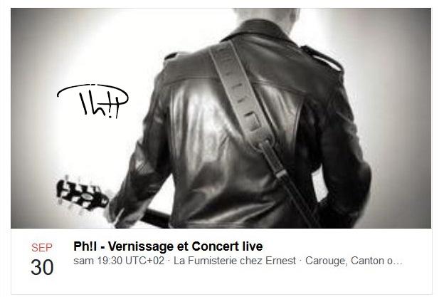 Image Evenement Phil Musique Nouvel Album